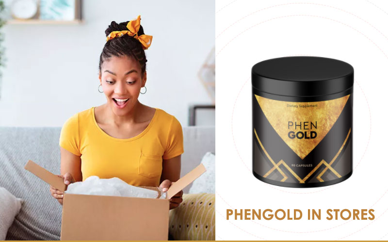 Phenqgold weight loss pills